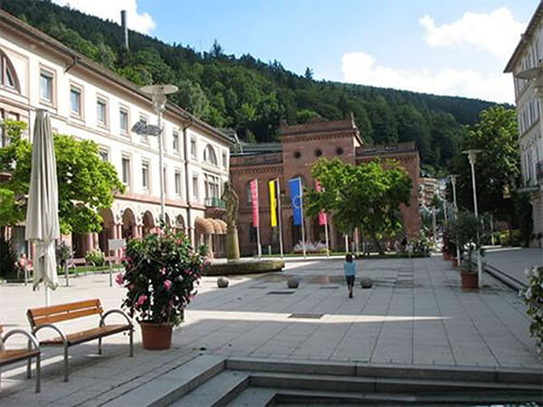 Stadtzentrum Bad Wildbad