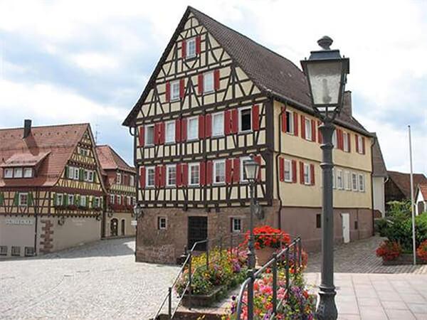 Stadtkern Neubulach