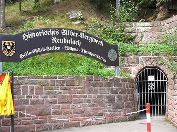 Silberbergwerk Neubulach