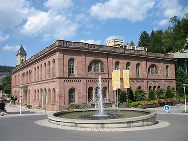 Bad Wildbad Palais Thermal